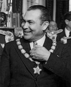 Ο στρατηγός Μπατίστα που ανετράπη από τον Φ. Κάστρο