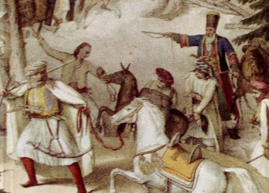 Γιάννης Σκαρίμπας, Το 1821 και η αλήθεια, εκδ. Κάκτος, 1995.