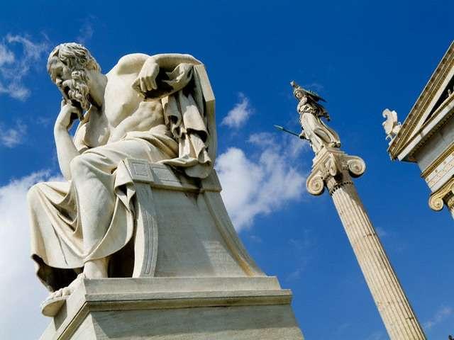 Ο Σωκράτης για την ανδρεία