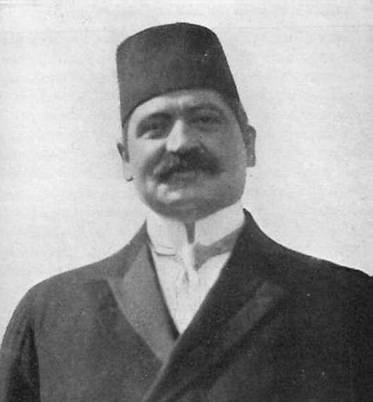 Mehmet Talat Pasha, δολοφονήθηκε από Αρμένιο το 1921