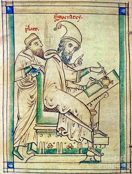 Matthew Paris (1217-1259) – Ο Πλάτων βάζει λόγια στο στόμα του Σωκράτη;