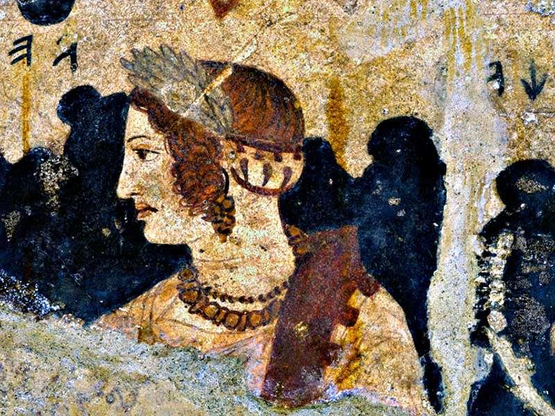 Le necropoli di Cerveteri e Tarquinia - Siti UNESCO