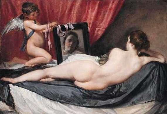 Diego Velázquez, Venus au mirroir