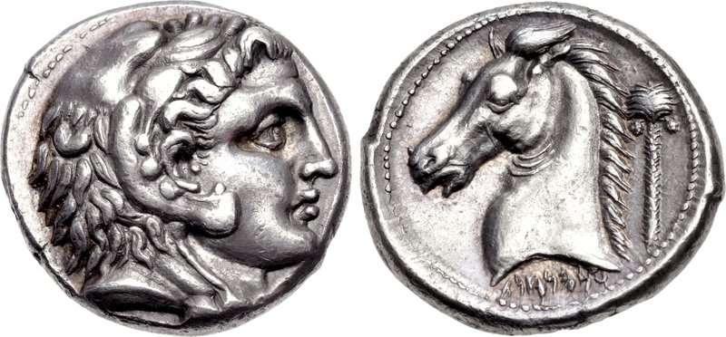 Νόμισμα της Καρχηδόνας