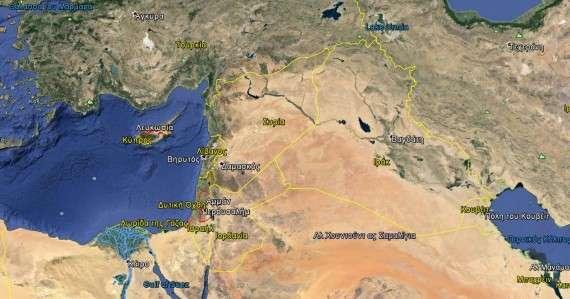 Η ISIS ελέγχει περιοχή με 10 περίπου εκατομμύρια κατοίκους στη Συρία και το Ιράκ.