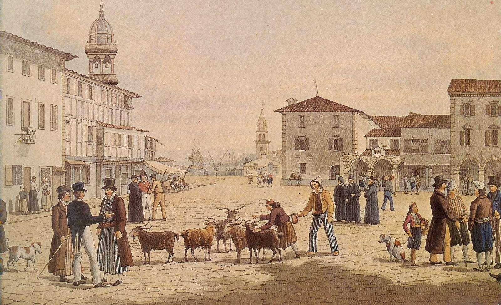 Η Ζάκυνθος, 19ος αιώνας