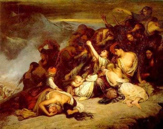 Άρι Σέφερ: Οι Σουλιώτισσες