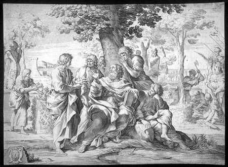 Johann Friedrich Greuter – Ο Σωκράτης και οι Μαθητές του (17ος αιώνας)