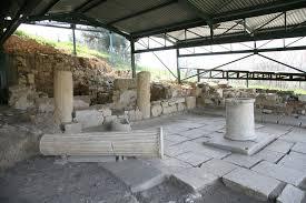 Ο Αρχαιολογικός χώρος της Ακάνθου