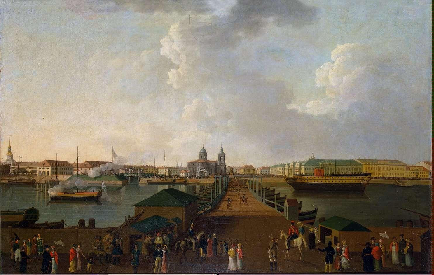 Αγία Πετρούπολη, Ρωσία, 1815