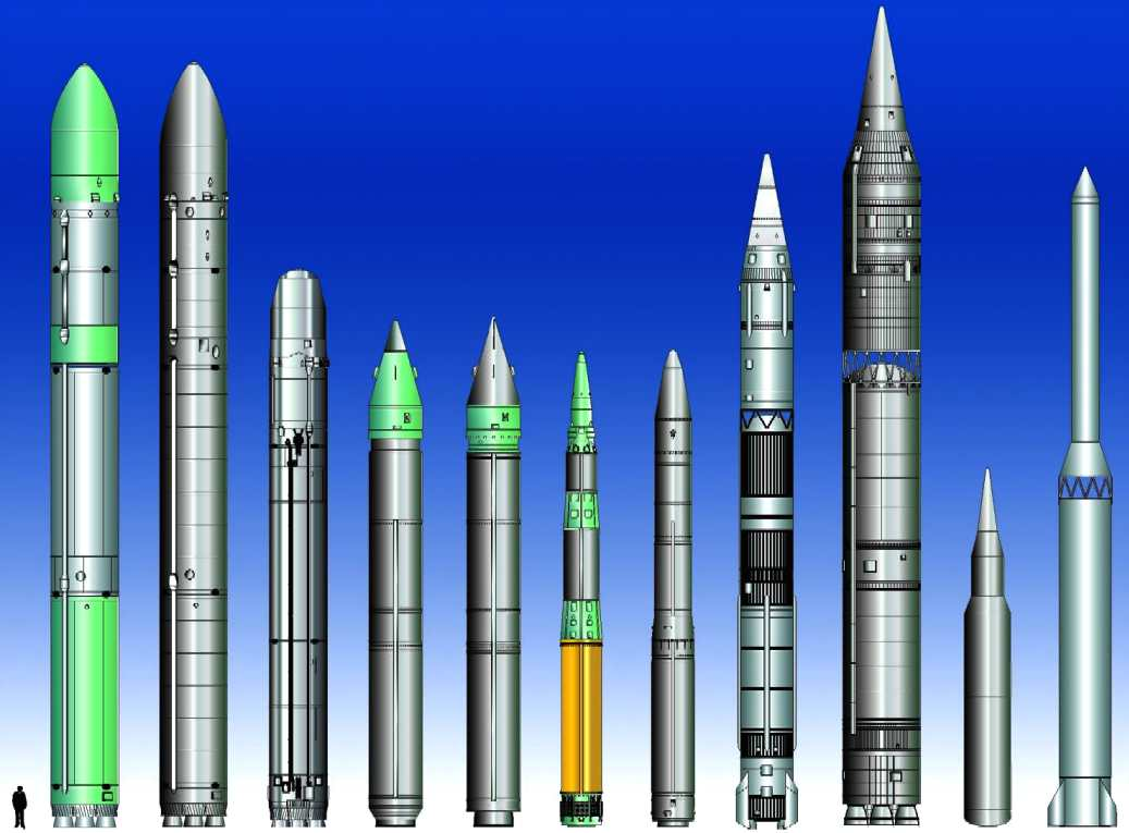 Βαλλιστικοί πύραυλοι