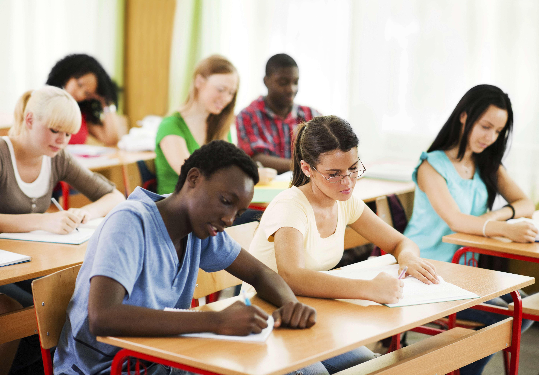 Οι μαθητές, πλημμυρισμένοι από ασύλληπτο πλήθος πληροφοριών και υπό το βάρος των εξετάσεων και της βαθμολογίας είναι αδύνατο να σταθούν κριτικά απέναντί τους. Όπως είναι αδύνατο και να τις συγκρατήσουν.