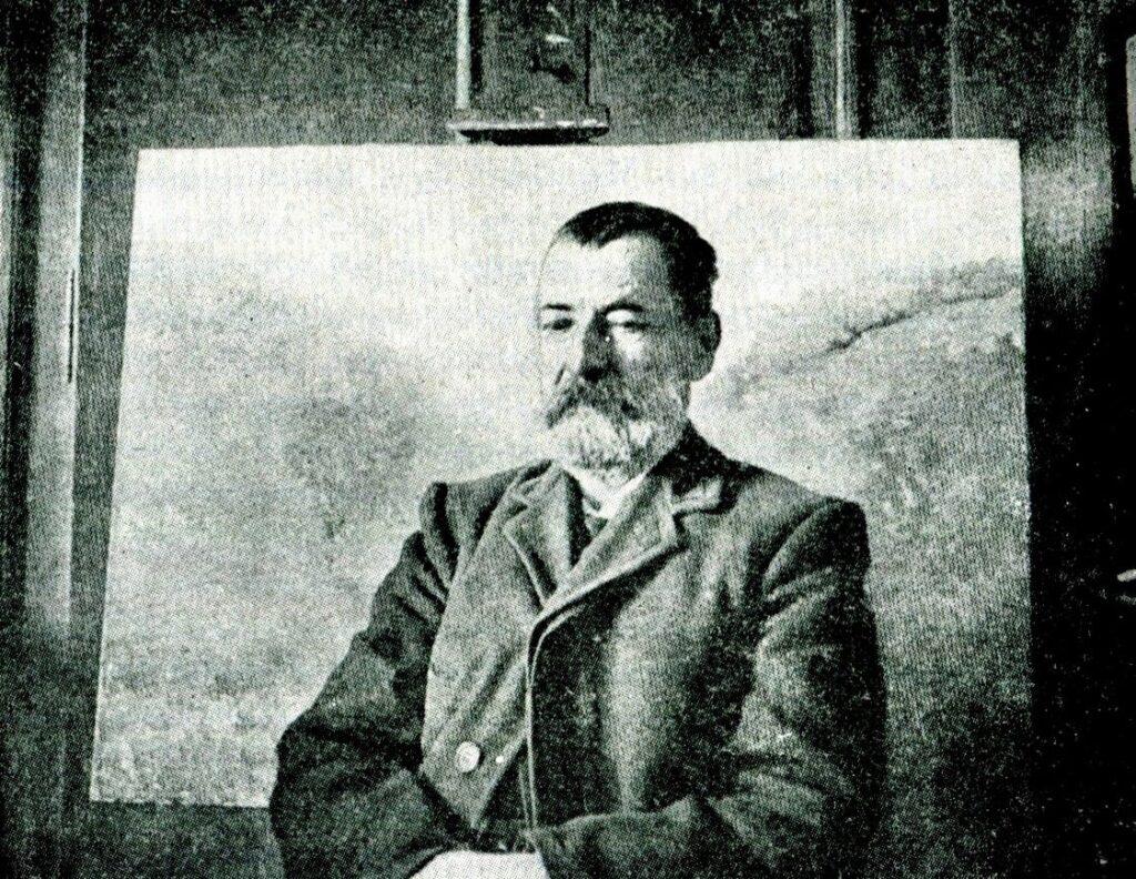 Αλέξανδρος Παπαδιαμάντης (Σκιάθος, 4 Μαρτίου 1851 - Σκιάθος, 3 Ιανουαρίου 1911)