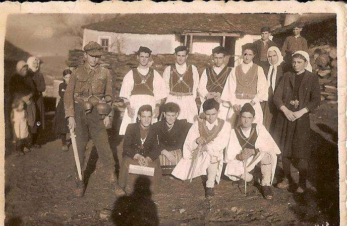 Αράπηδες στο Λιβαδερό Κοζάνης, (1960