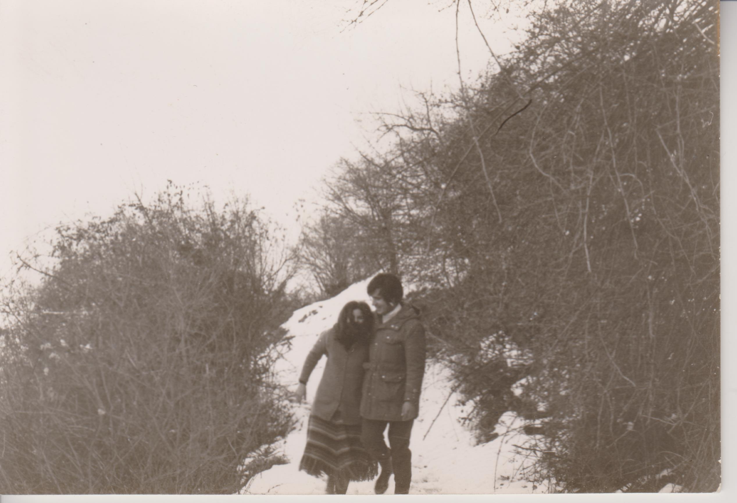 1971 - Χριστούγεννα στη Φλώρινα. Γ. Αικατερινάρης