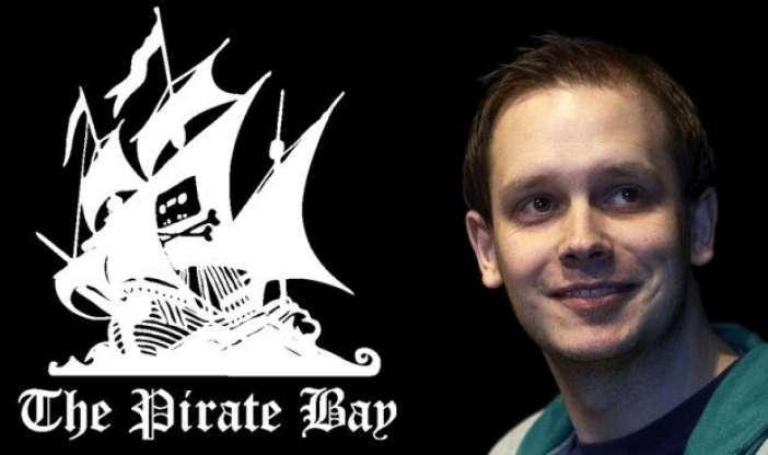 "O Peter Sunde είναι ένας από τους ιδρυτές του ""The Pirate Bay"""