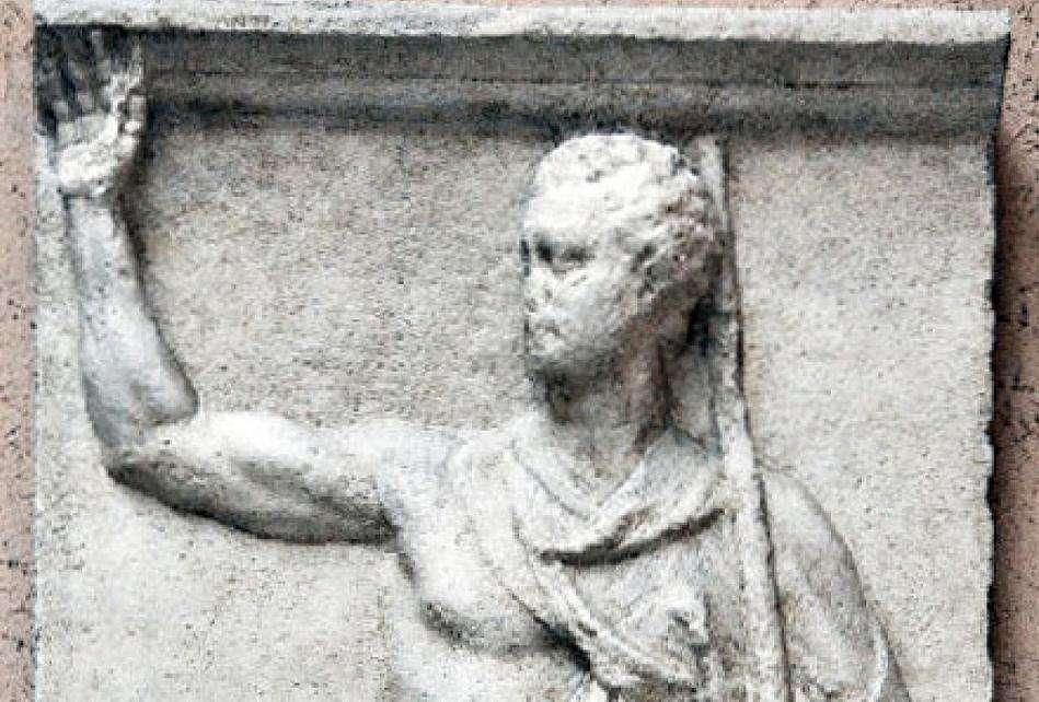"""Πολύβιος: """"ο λαός των Αθηναίων είναι παρόμοιος με ακυβέρνητα πλοία…"""" (απόσπασμα 6.44)"""