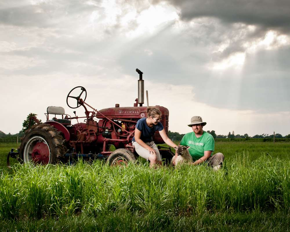 «… ο γεωργικός είναι ο καλύτερος δήμος, με αποτέλεσμα να είναι δυνατόν να καθιδρυθεί δημοκρατία εκεί όπου το πλήθος ζει από τη γεωργία ή την κτηνοτροφία»