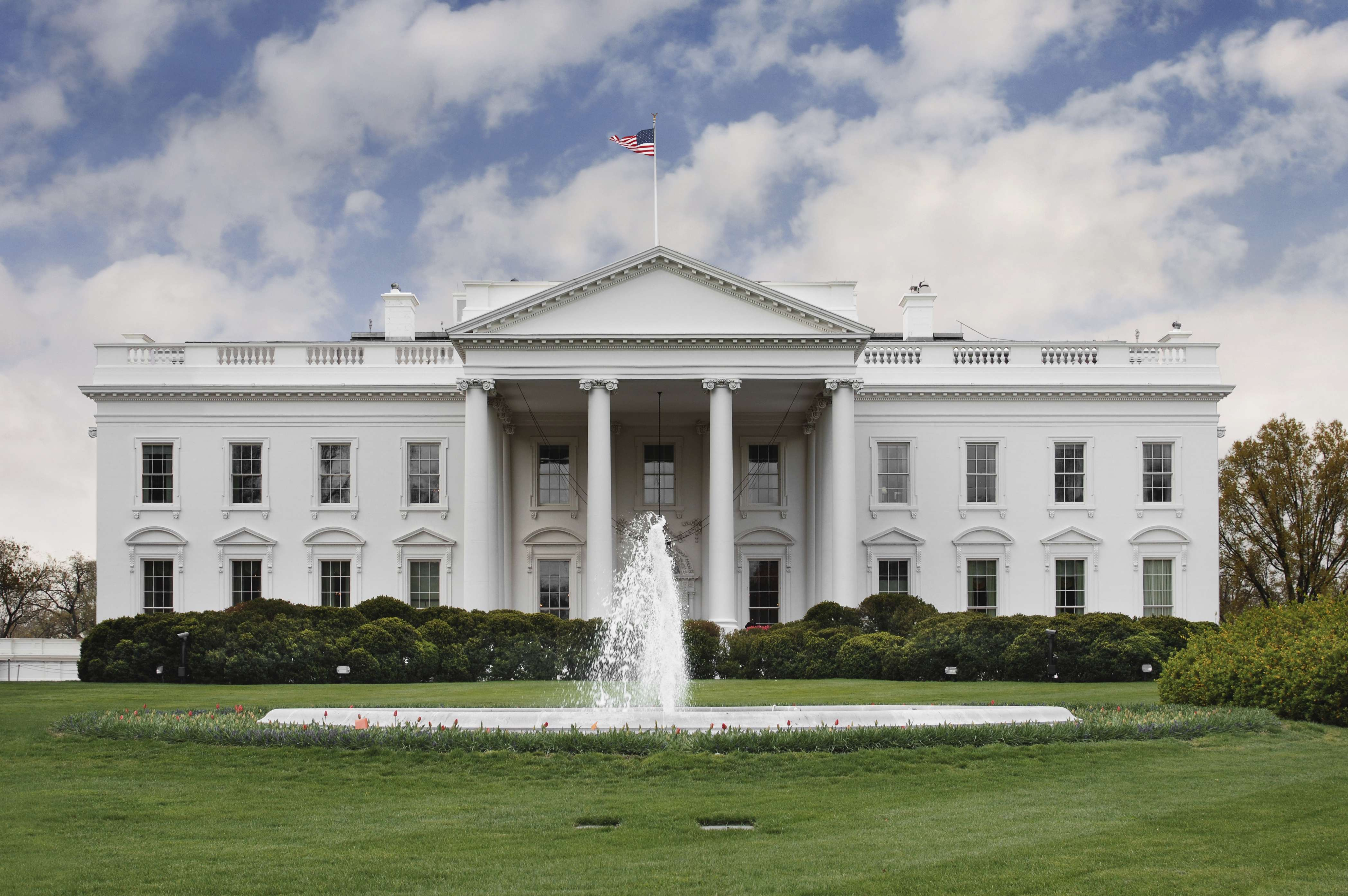 Ο Λευκός Οίκος. White House