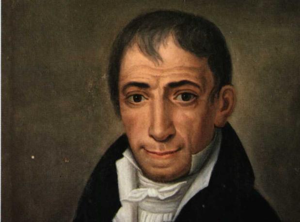 Ο Αδαμάντιος Κοραής (Σμύρνη, 27 Απριλίου 1748 – Παρίσι, 6 Απριλίου 1833