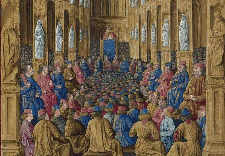 Η προτροπή του Πάπα για την πρώτη Σταυροφορία, το 1095, και ο ρόλος του Κομνηνού