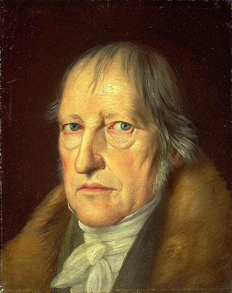 Ο Γκέοργκ Βίλχελμ Φρήντριχ Χέγκελ (Georg Wilhelm Friedrich Hegel, Στουτγκάρδη, 27 Αυγούστου 1770 - Βερολίνο, 14 Νοεμβρίου 1831) ή Έγελος (όπως απαντάται ενίοτε στην ελληνική βιβλιογραφία) ήταν Γερμανός φιλόσοφος και κύριος εκπρόσωπος του γερμανικού ιδεαλισμού.