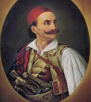 Ο Κίτσος Τζαβέλας