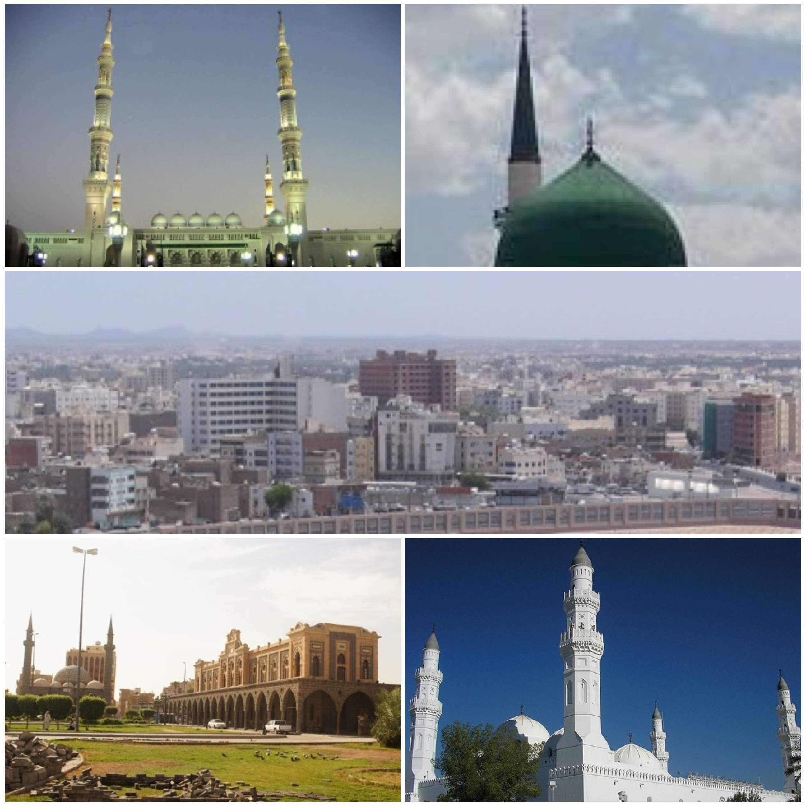 Μεδίνα, η δεύτερη πιο ιερή πόλη του Ισλάμ
