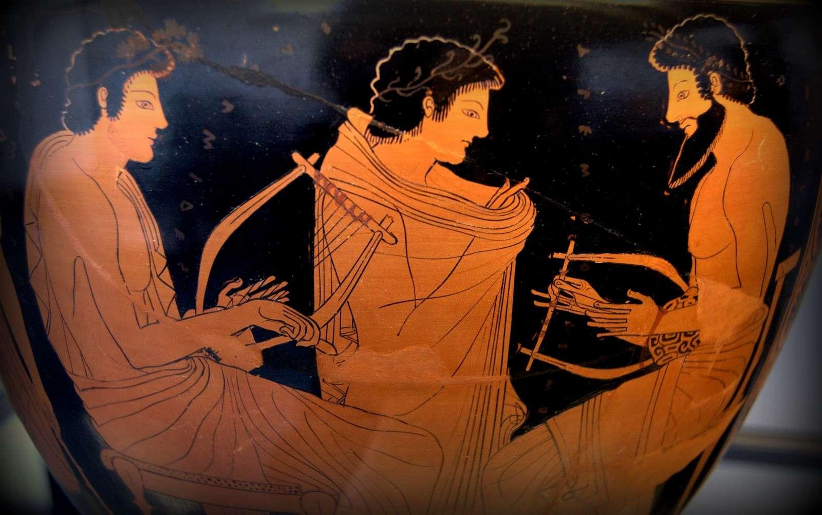 Η μουσική στην αρχαία Ελλάδα από την 3η έως την 1η χιλιετία