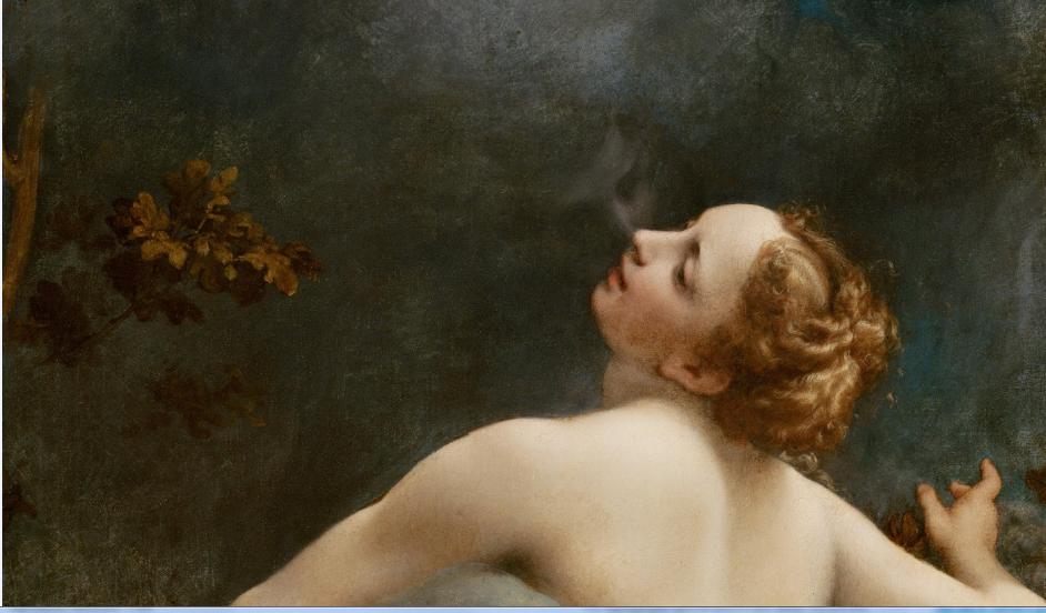 Correggio, Ιώ και Δίας