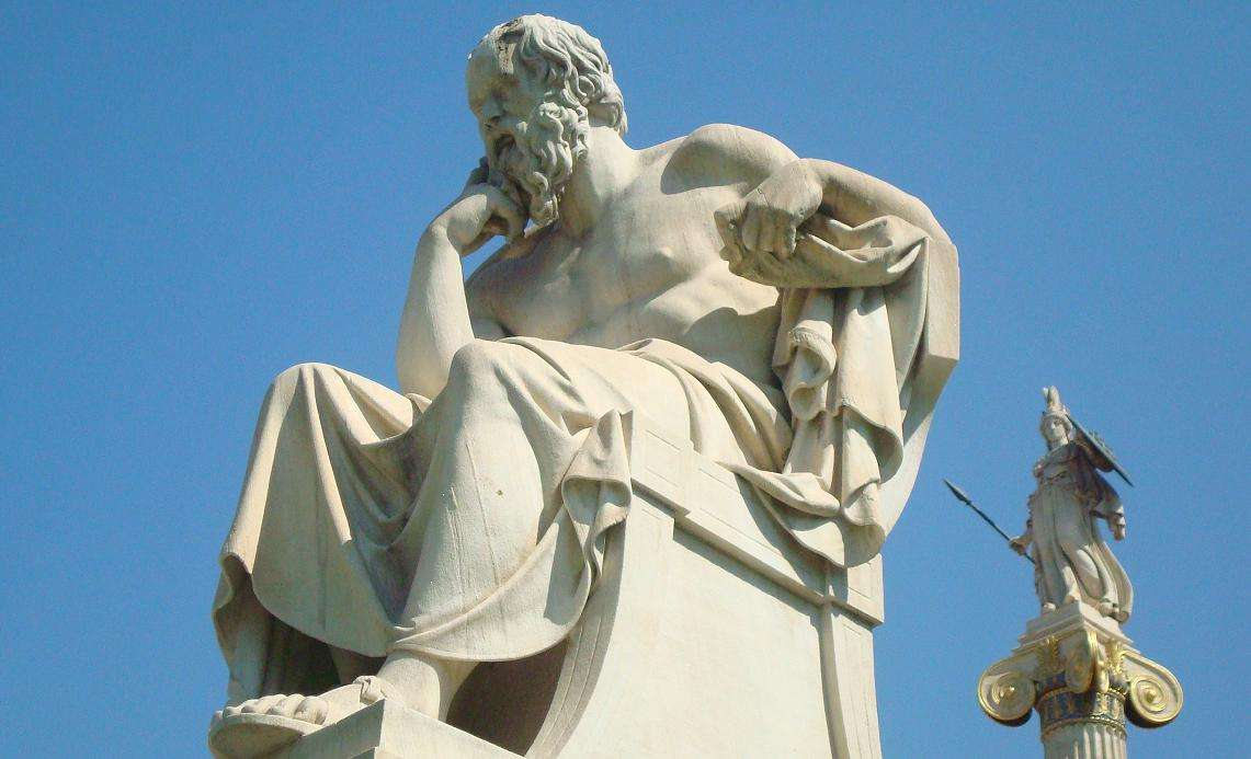 Ο Πλατωνισμός απέναντι στον Χριστιανισμό και ο φιλοσοφικός βίος του Σωκράτη κατά του αμοραλιστικού σχετικισμού