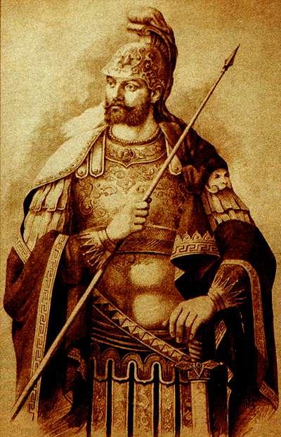 Ο Κωνσταντίνος Παλαιολόγος