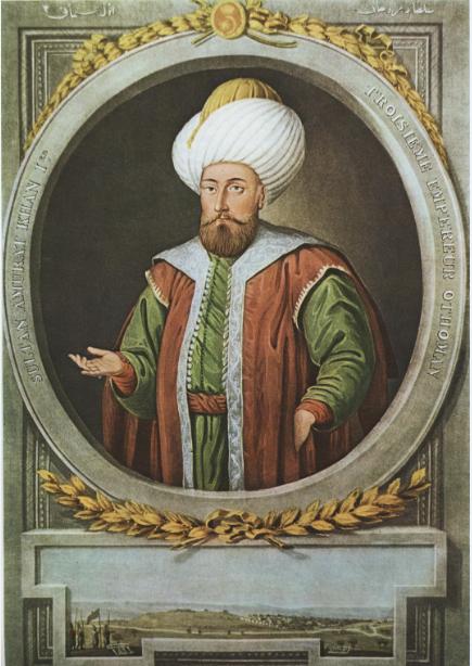 Ο Μουράτ Α΄ (I. Murat Hügavendigâr, 29 Ιουνίου 1326 - 28 Ιουνίου 1389) ήταν σουλτάνος της Οθωμανικής Αυτοκράτορίας από το 1362 ως το 1389.