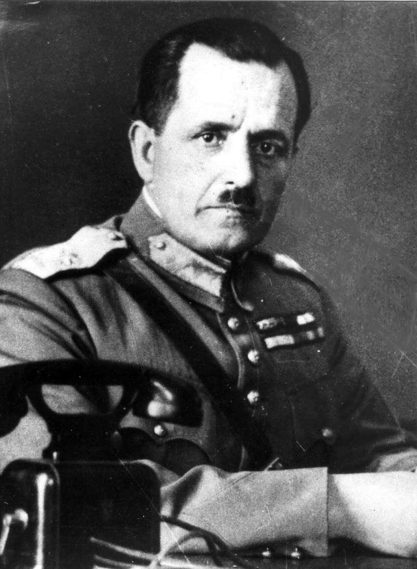 Ο Τσολάκογλου, ο πρώτος κατοχικός πρωθυπουργό