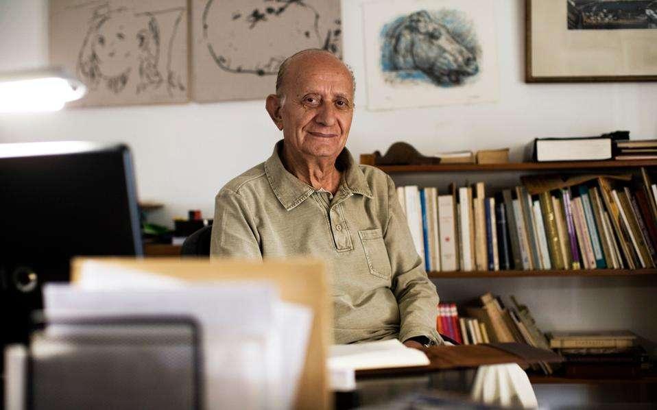 Ο δάσκαλος Δ.Ν. Μαρωνίτης