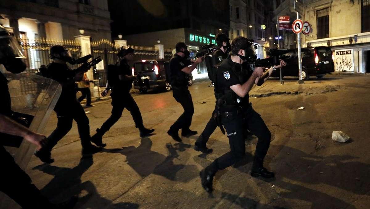 Πραξικόπημα σε εξέλιξη στην Τουρκία