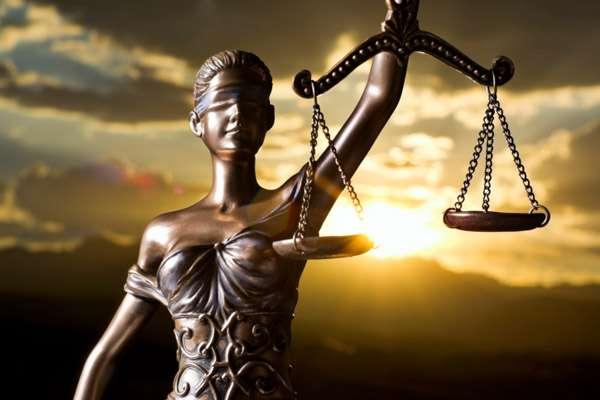"""η δικαιοσύνη """"τυφλή"""""""