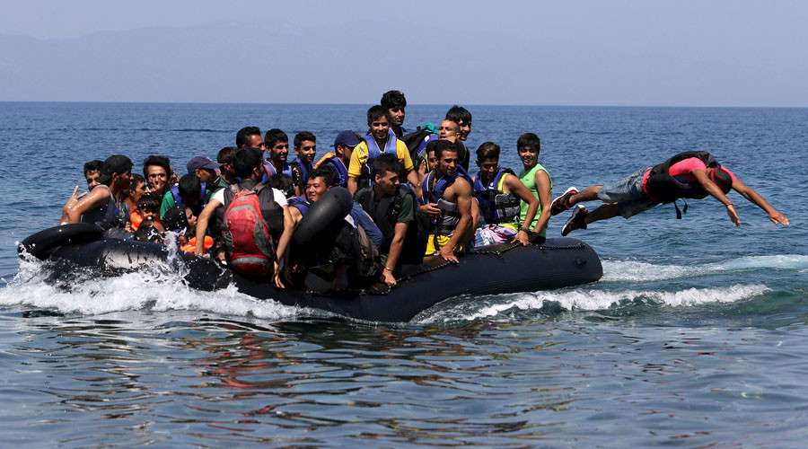 Λόγω των μέτρων που ελήφθησαν από την Ε.Ε., οι ροές προς την Ελλάδα μειώθηκαν κατά 97% μεταξύ Ιανουαρίου (67.415 άτομα) και Ιουλίου 2016 (1.855 άτομα)