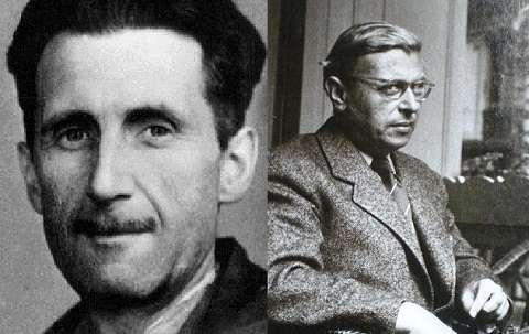 Ο George Orwell για τον Sartre και τον αντισημιτισμό