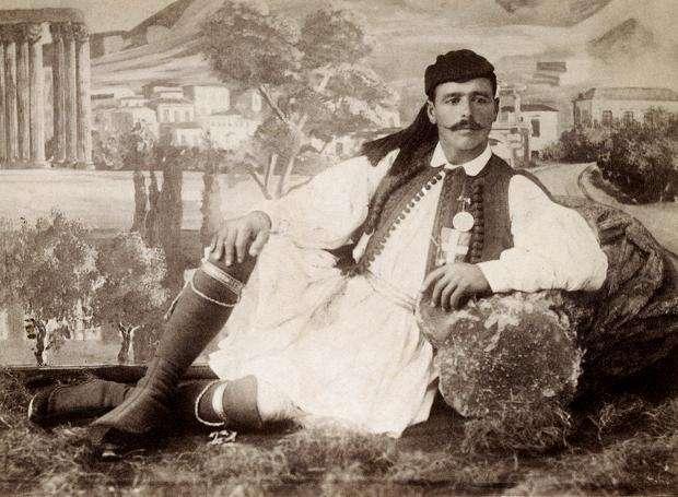 Σπύρος Λούης  1872 – 1940
