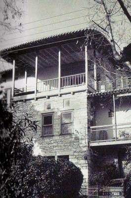 Οικία Ποταμιάνου, Φιλοθέη (1953 – 1955), έργο του Δημήτρη Πικιώνη