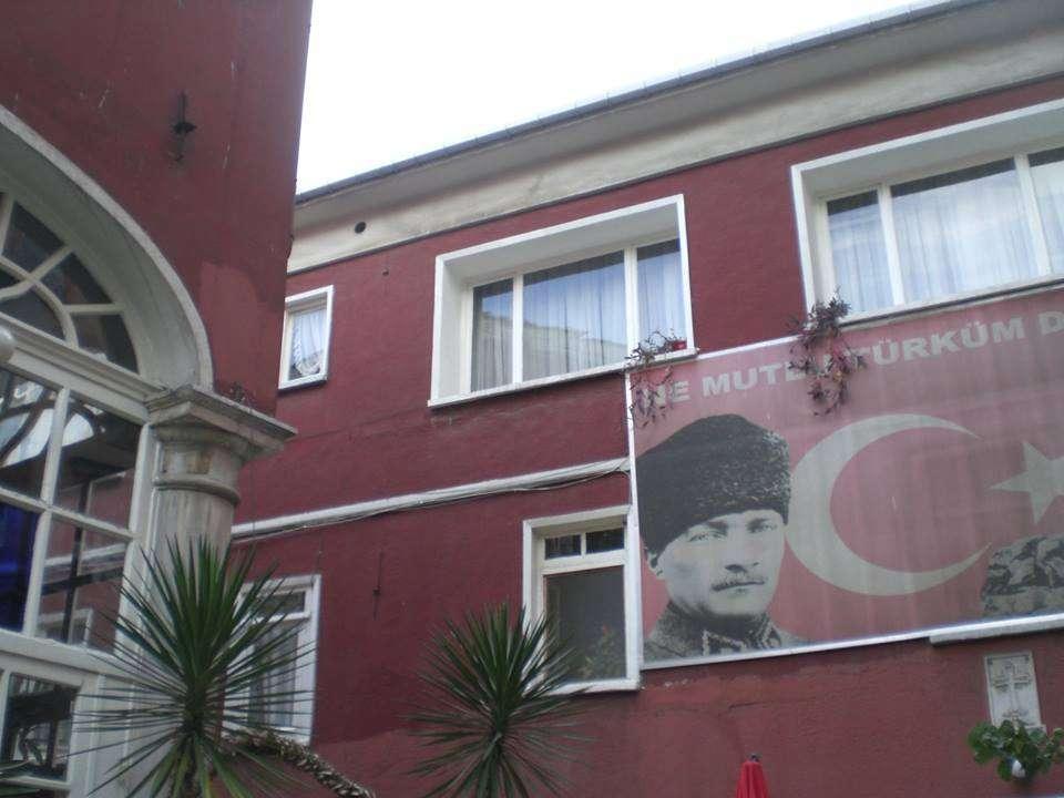 Η Παναγία Καφατιανή, η έδρα του Τουρκο-ορθόδοξου Πατριαρχείου