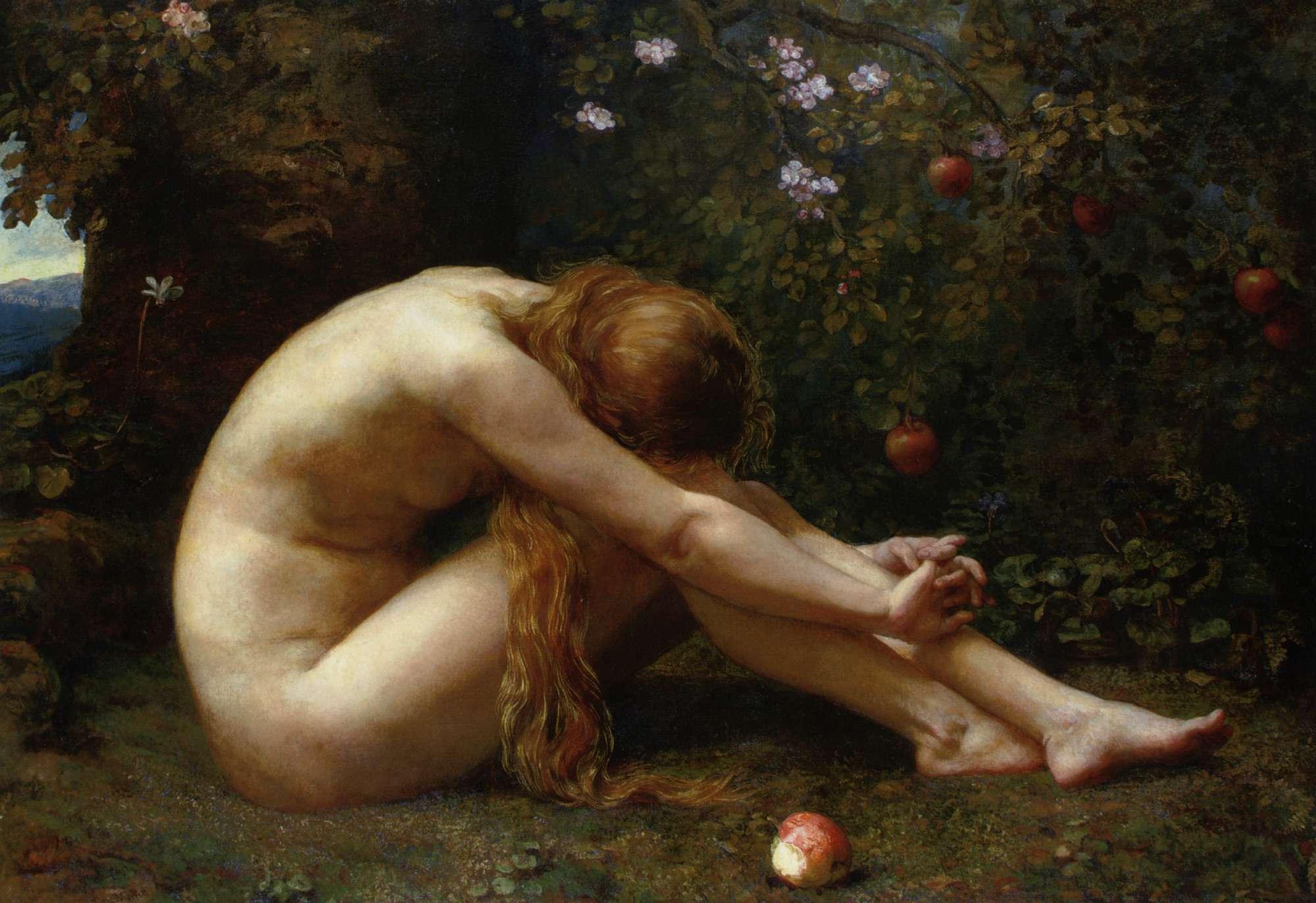 Anna Lea Merritt (1844-1930) | Eve