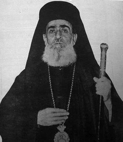 Ο Ευθύμιος Καραχισσαρίδης, γνωστός ως παπα-Εφτίμ