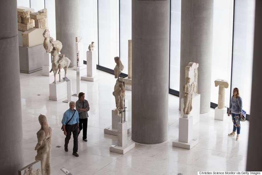 Μουσείο της Ακρόπολης στην Αθήνα