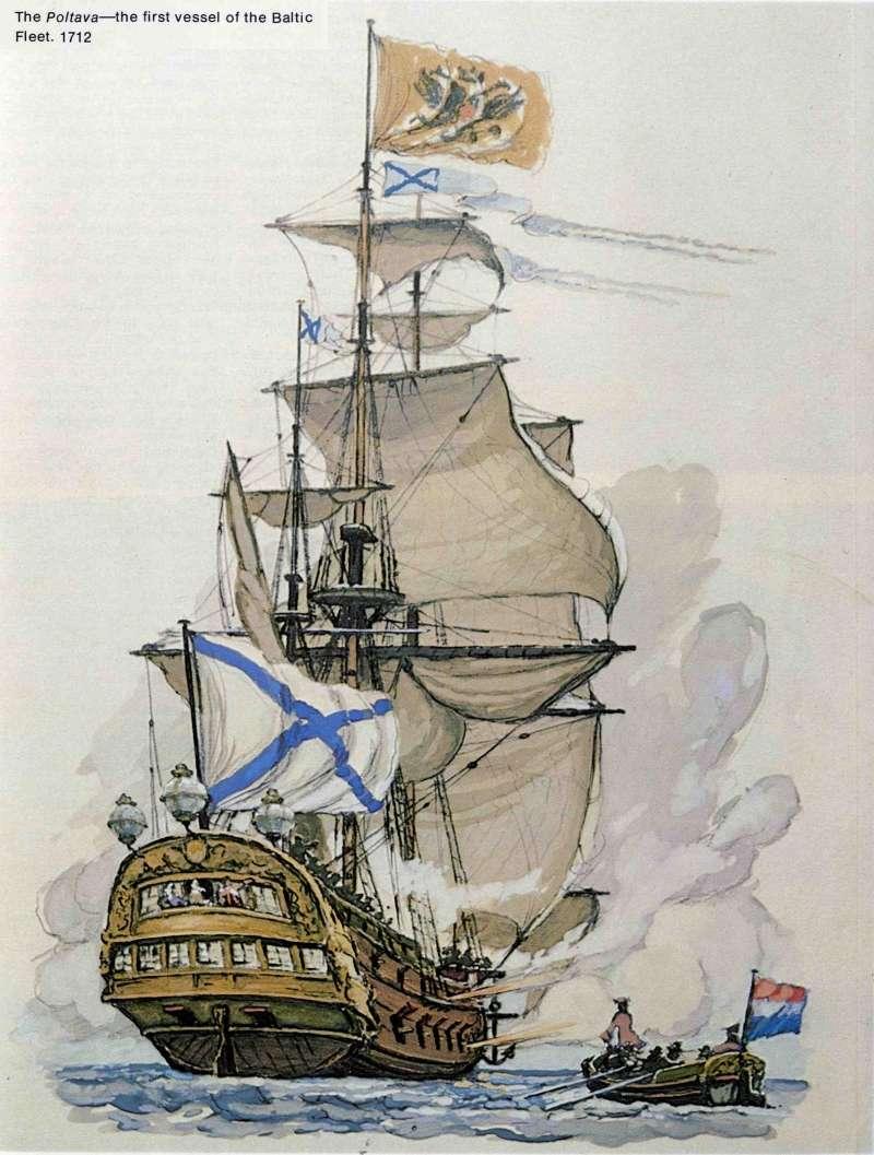 Ρωσικό πλοίο του 18ου αιώνα