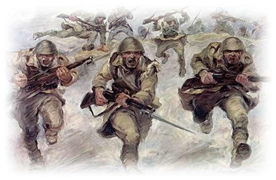 πίνακας για τον πόλεμο του 1940