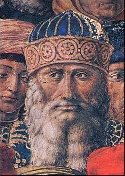 Ο Γεώργιος Γεμιστός (1355 - 1452), που επέλεξε για τον εαυτό του το παρώνυμο Πλήθων, ώστε να θυμίζει το όνομα Πλάτων, ήταν Έλληνας φιλόσοφος.