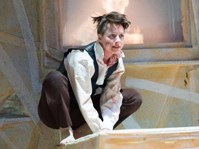 Kafka classic, 'Metamorphosis,' comes to life in Mt. Airy theater