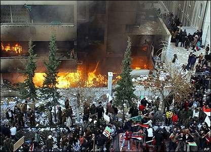 Πρεσβεία της Δανίας στη Συρία (photo)